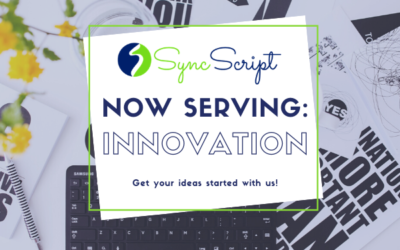 Now Serving: Innovation!
