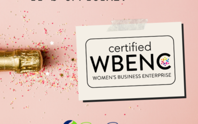 Who are we? A WBENC-Certified WBE 🙌