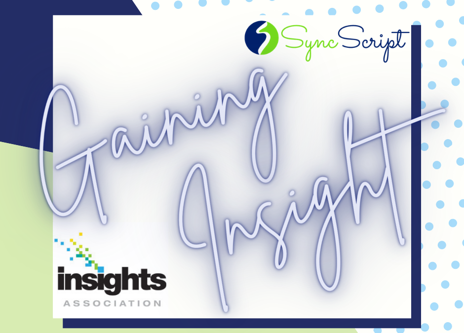 Insights Involvement & an Invitation!